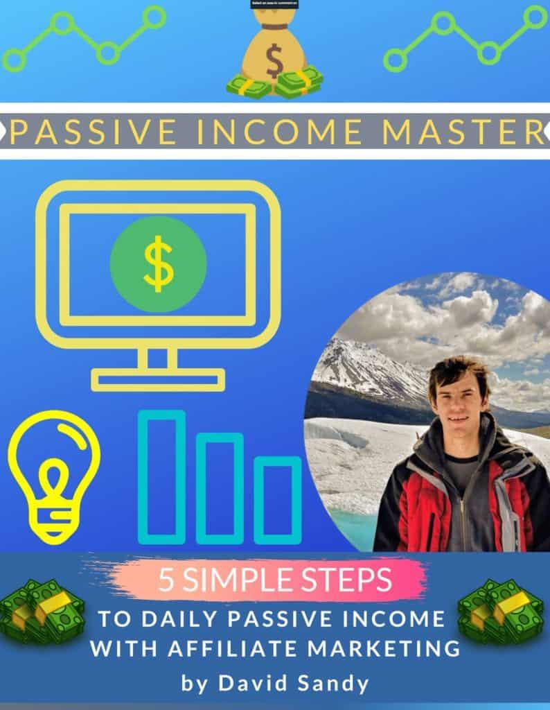 Passive Income Master E-Book Cover