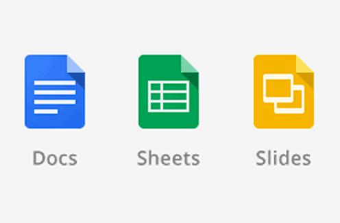 Google-Docs-icons
