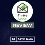 Thrive Leads Review: Best WordPress List Building Plugin