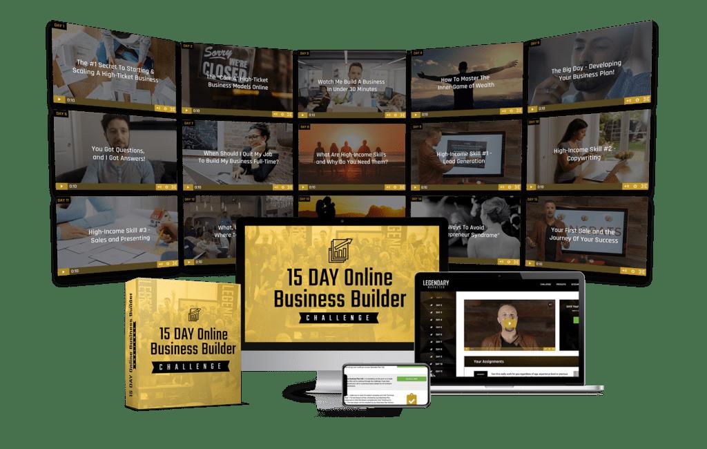 Legendary Marketer Online Business Builder Challenge