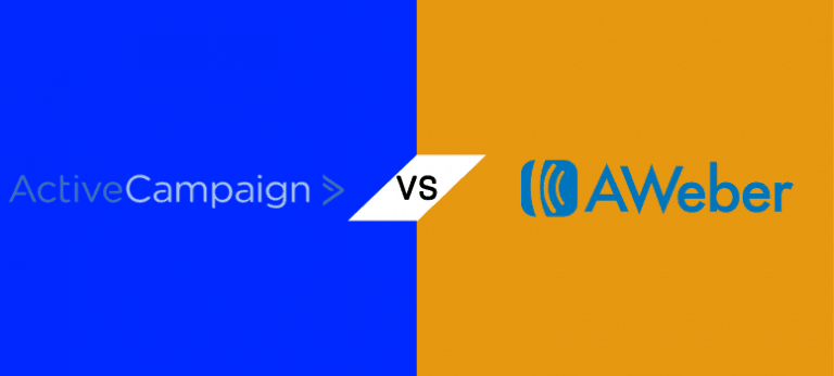 ActiveCampaign vs AWeber - What's the difference