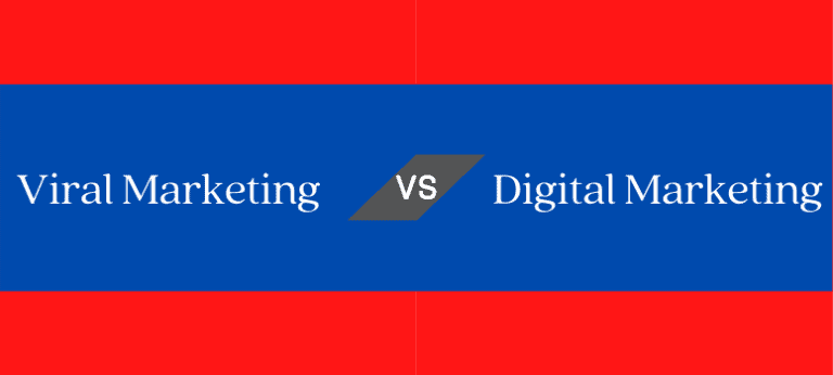Viral Marketing Vs Digital Marketing Wide