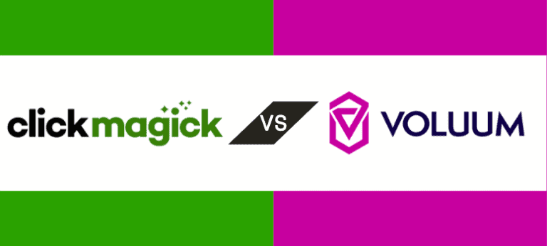 ClickMagick vs Voluum Wide