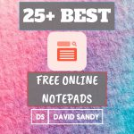 25+ Best Free Online Notepads - No Login Required
