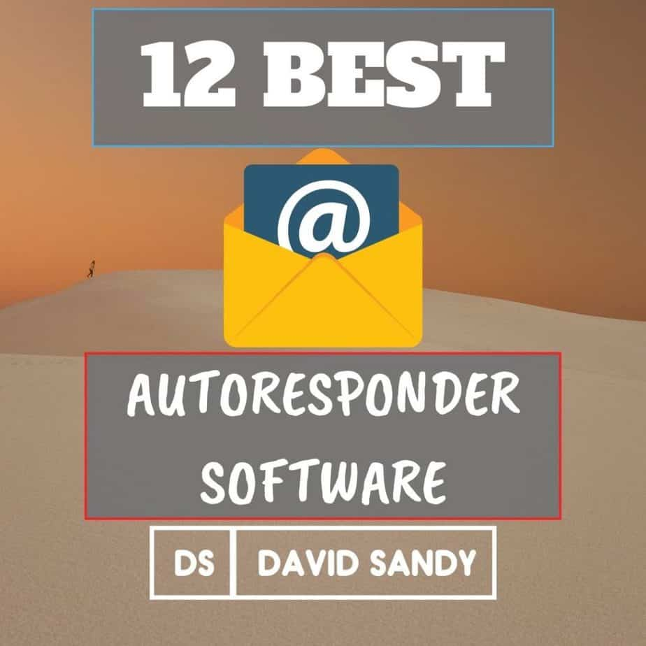 12 Best Autoresponder Software For Email Free & Paid Services & Platforms