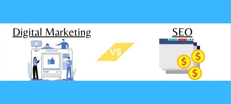 digital marketing vs seo wide