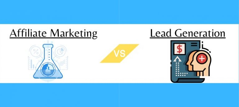 affiliate marketing vs lead generation wide