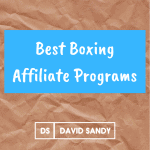 Top Boxing Affiliate Programs